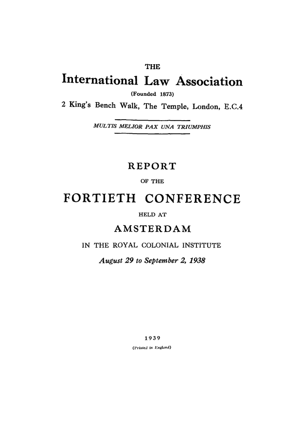 handle is hein.ilarc/ilarc1938 and id is 1 raw text is: THE