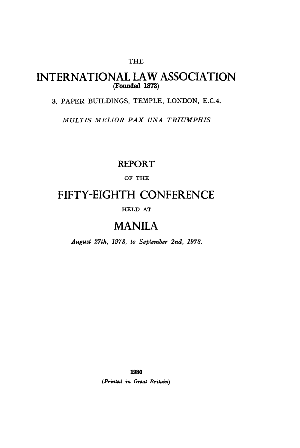 handle is hein.ilarc/ilarc1978 and id is 1 raw text is: THE