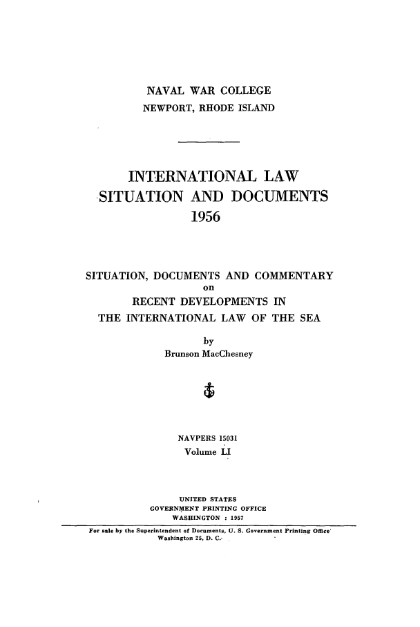 handle is hein.intyb/ilsusnwc0051 and id is 1 raw text is: NAVAL WAR COLLEGE