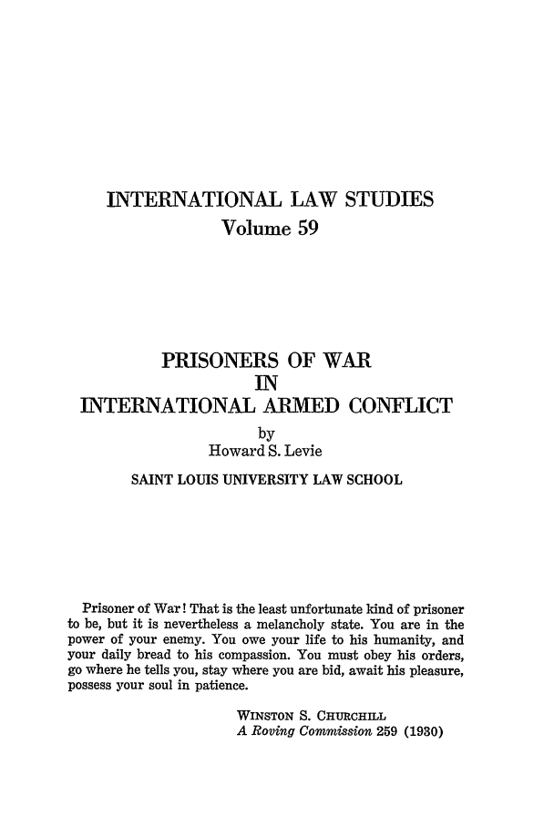 handle is hein.intyb/ilsusnwc0059 and id is 1 raw text is: INTERNATIONAL LAW STUDIES