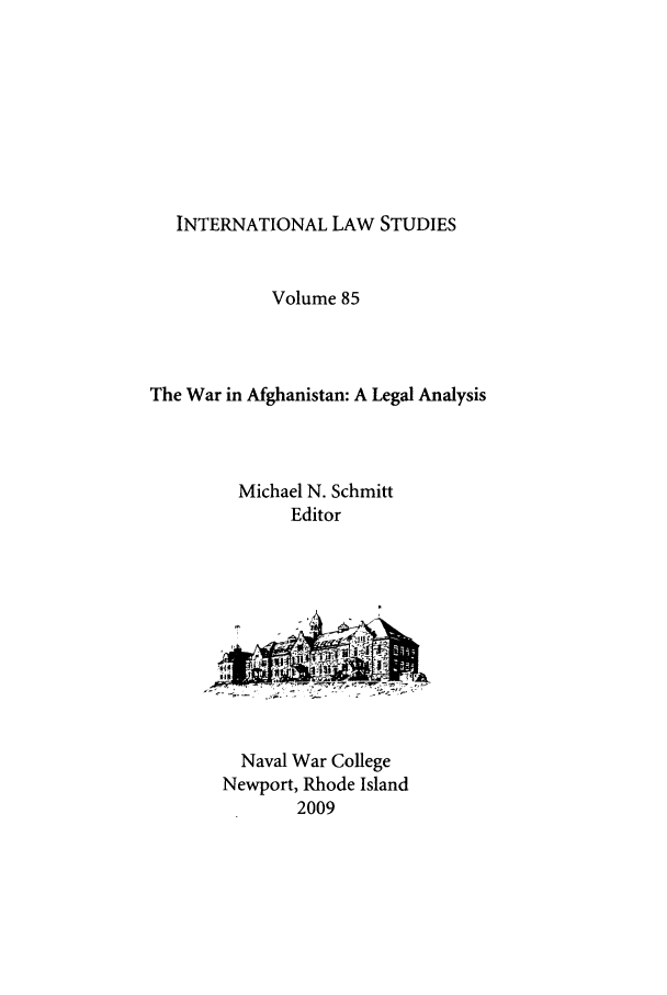 handle is hein.intyb/ilsusnwc0085 and id is 1 raw text is: 