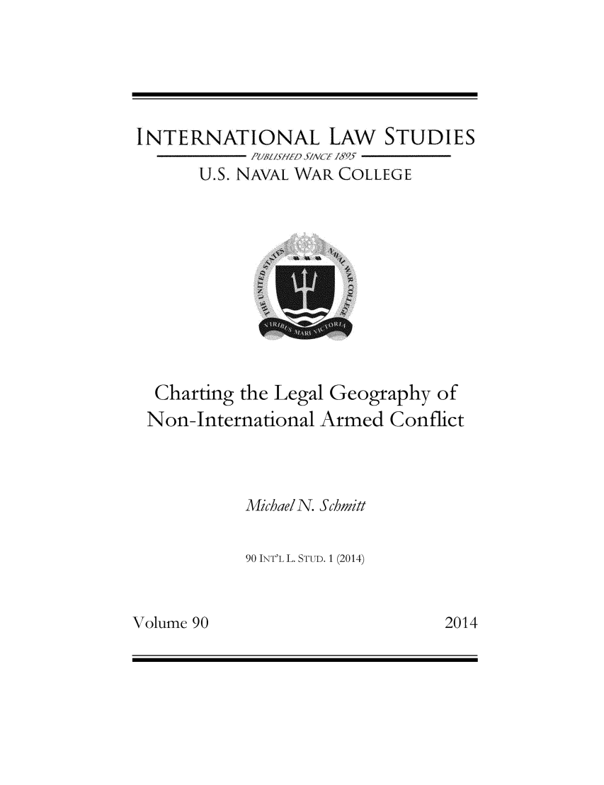 handle is hein.intyb/ilsusnwc0090 and id is 1 raw text is: INTERNATIONAL LAW STUDIES