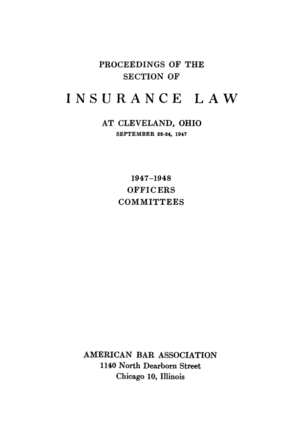 handle is hein.journals/abasineg13 and id is 1 raw text is: PROCEEDINGS OF THE