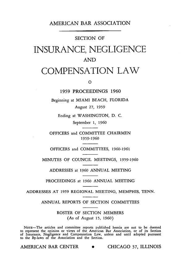 handle is hein.journals/abasineg26 and id is 1 raw text is: AMERICAN BAR ASSOCIATION