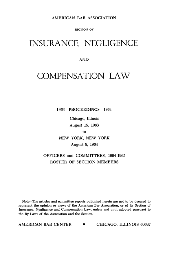handle is hein.journals/abasineg30 and id is 1 raw text is: AMERICAN BAR ASSOCIATION