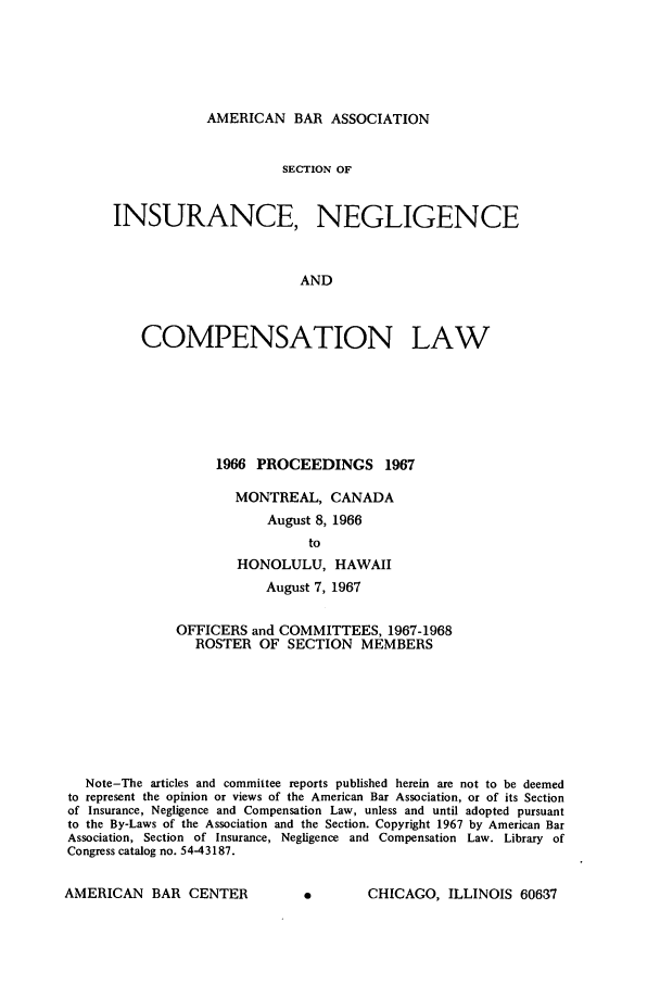 handle is hein.journals/abasineg33 and id is 1 raw text is: AMERICAN BAR ASSOCIATION