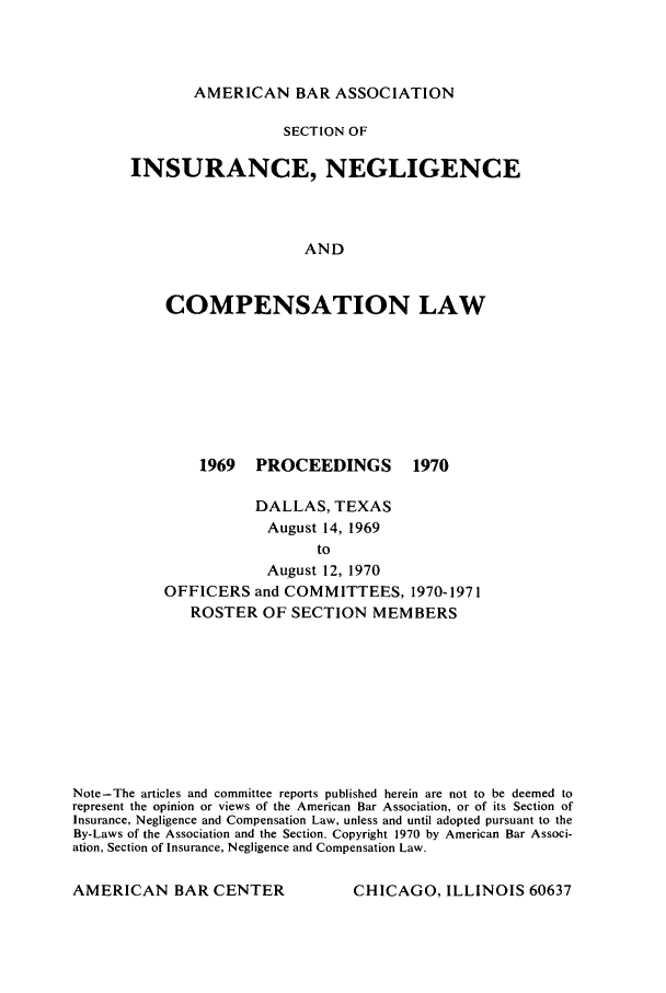 handle is hein.journals/abasineg36 and id is 1 raw text is: AMERICAN BAR ASSOCIATION