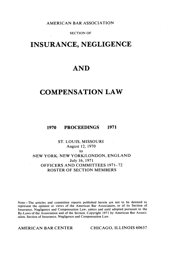 handle is hein.journals/abasineg37 and id is 1 raw text is: AMERICAN BAR ASSOCIATION