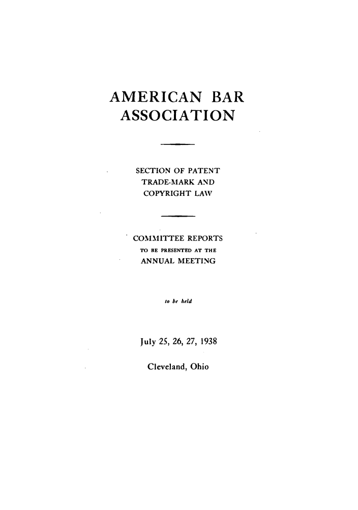 handle is hein.journals/abasptccp10 and id is 1 raw text is: AMERICAN BAR