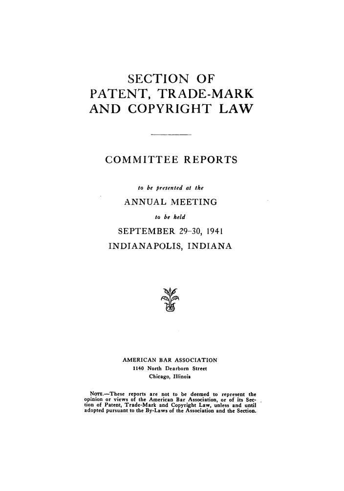 handle is hein.journals/abasptccp13 and id is 1 raw text is: SECTION