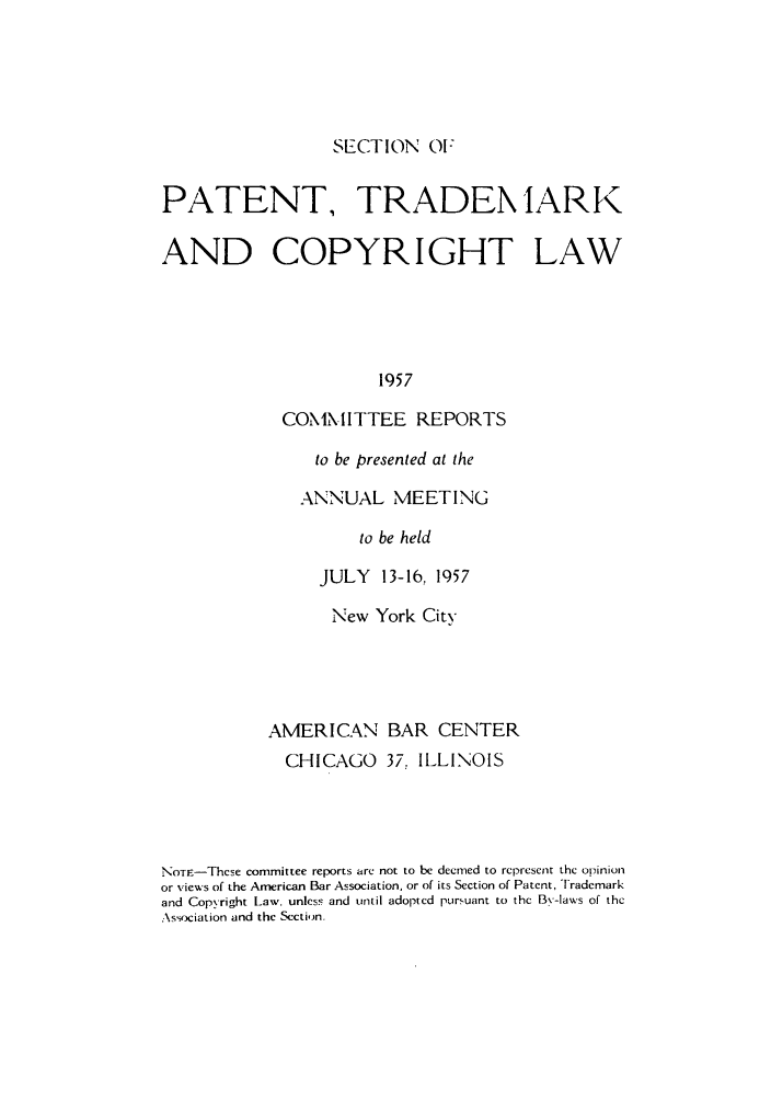 handle is hein.journals/abasptccp29 and id is 1 raw text is: SECTION 01: