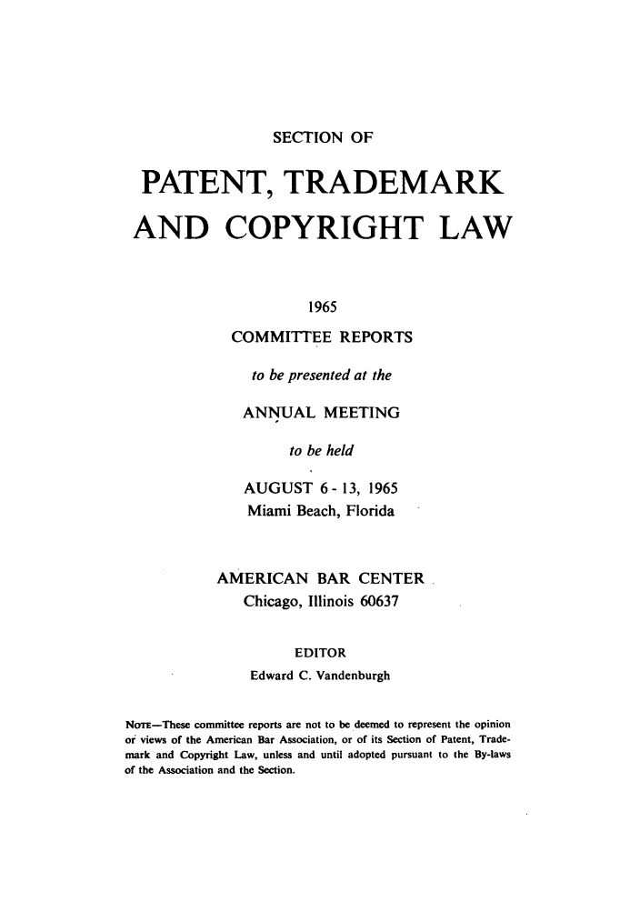 handle is hein.journals/abasptccp37 and id is 1 raw text is: SECTION OF