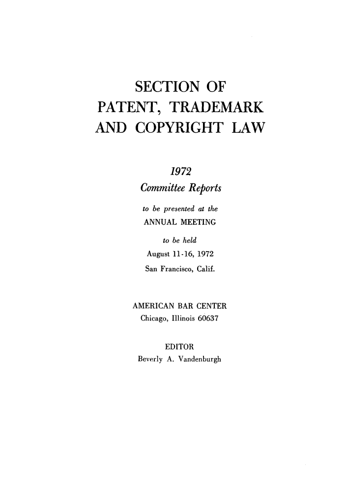 handle is hein.journals/abasptccp44 and id is 1 raw text is: SECTION OF