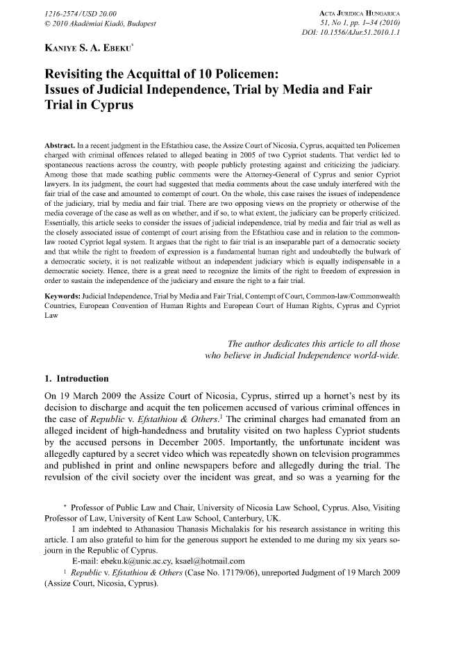 handle is hein.journals/ajur51 and id is 1 raw text is: 1216-2574/USD  20.00                                                      ACTA JURIDICA HUNGARICA