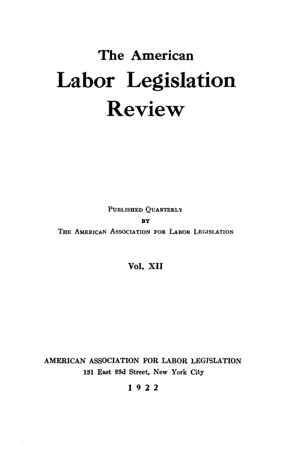 handle is hein.journals/alablegr12 and id is 1 raw text is: The American