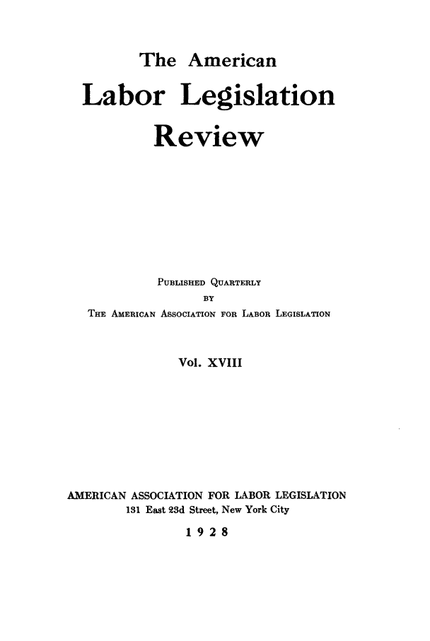 handle is hein.journals/alablegr18 and id is 1 raw text is: The American