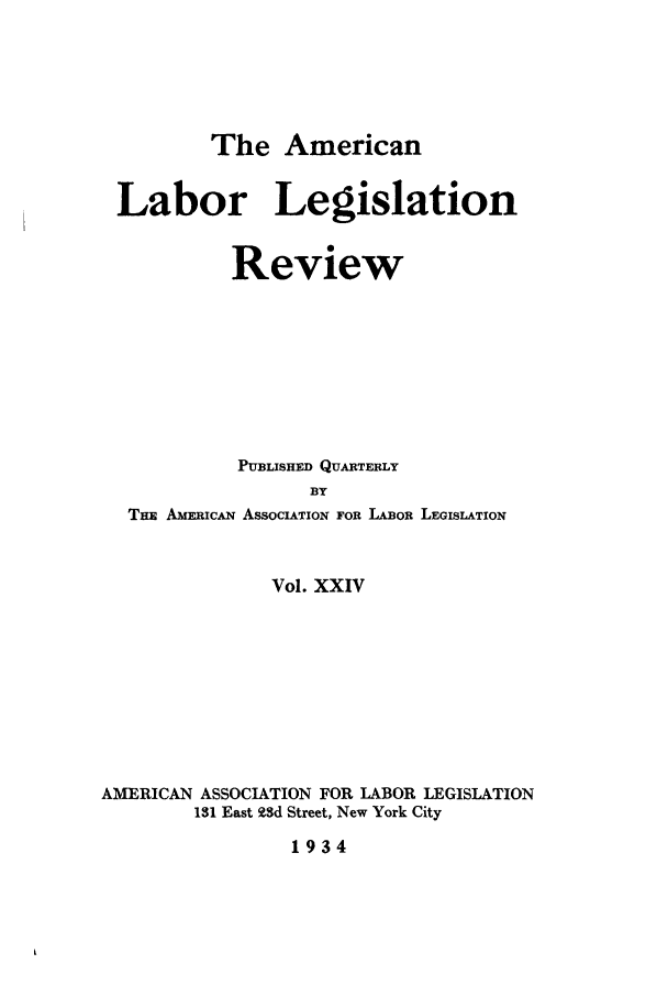 handle is hein.journals/alablegr24 and id is 1 raw text is: The American