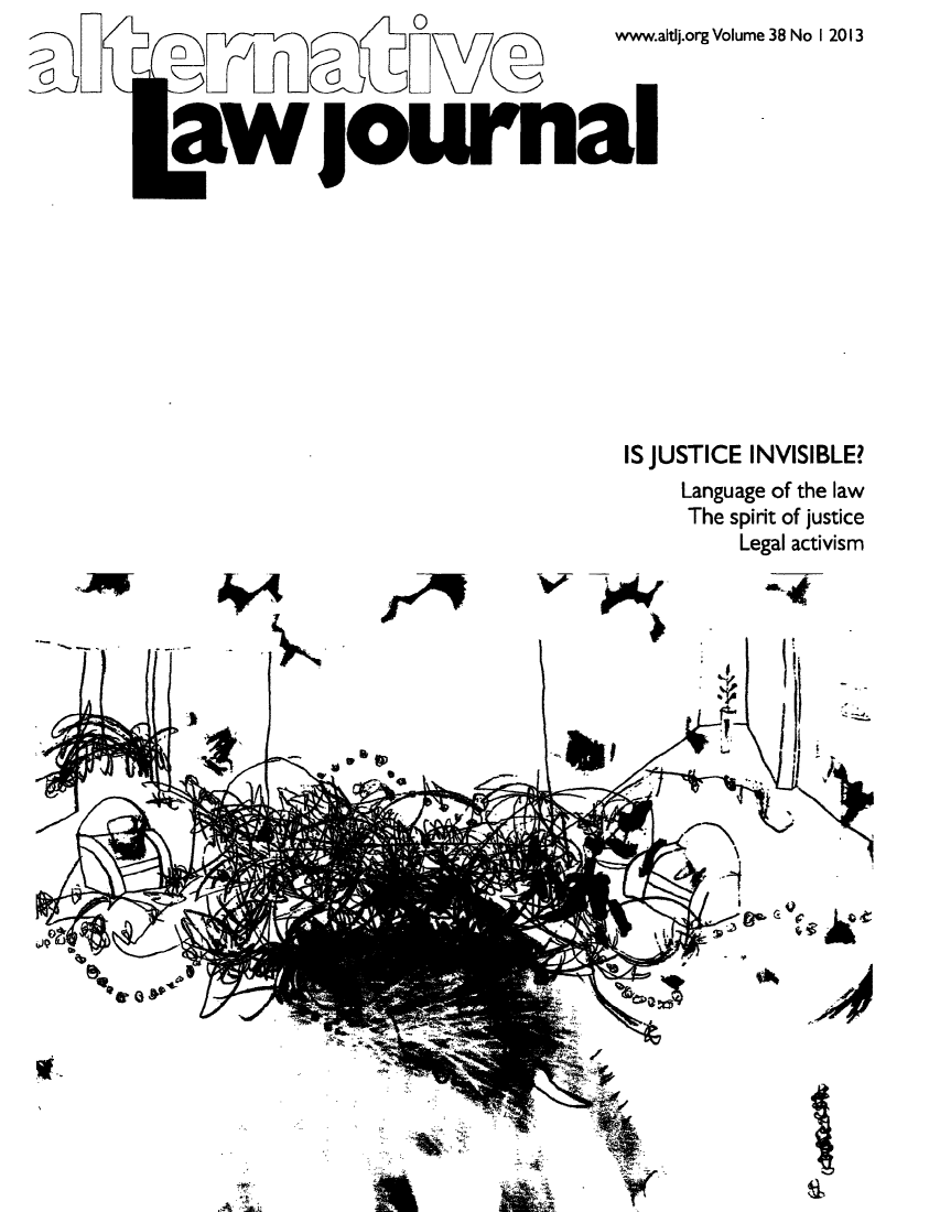 handle is hein.journals/alterlj38 and id is 1 raw text is: O             www.altij.org Volume 38 No I 2013