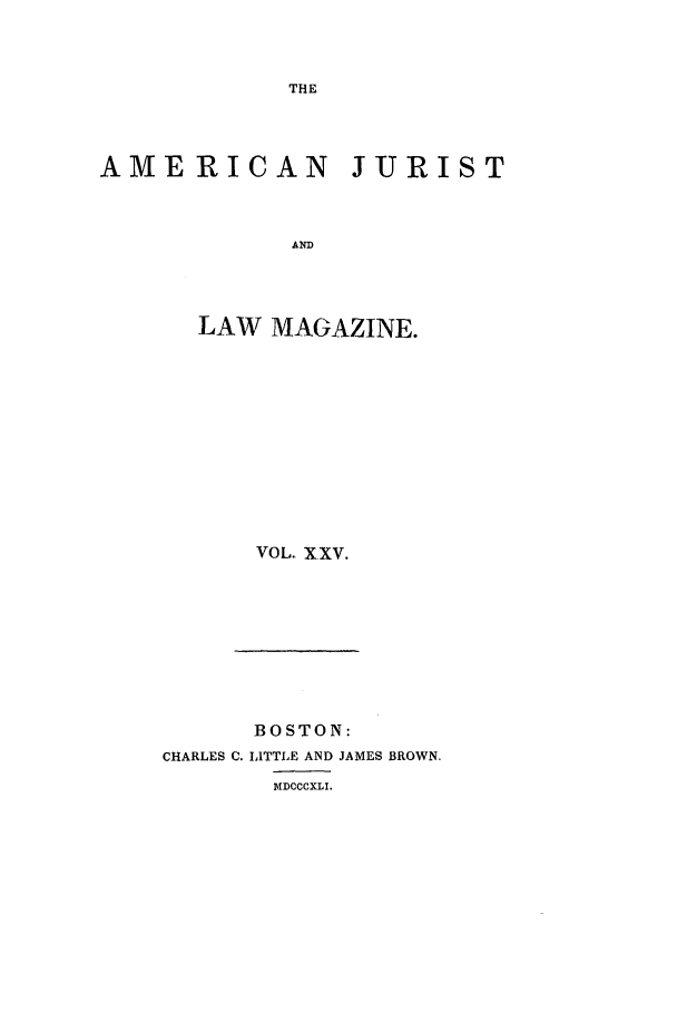 handle is hein.journals/amjlm25 and id is 1 raw text is: THE