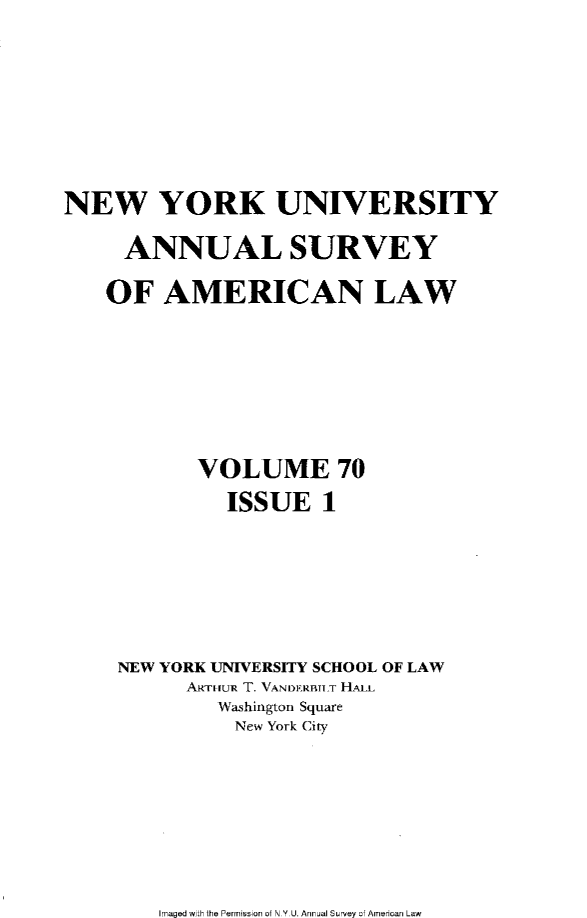 handle is hein.journals/annam70 and id is 1 raw text is: 