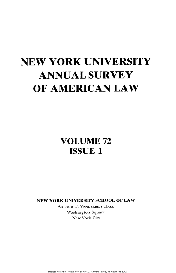 handle is hein.journals/annam72 and id is 1 raw text is: 