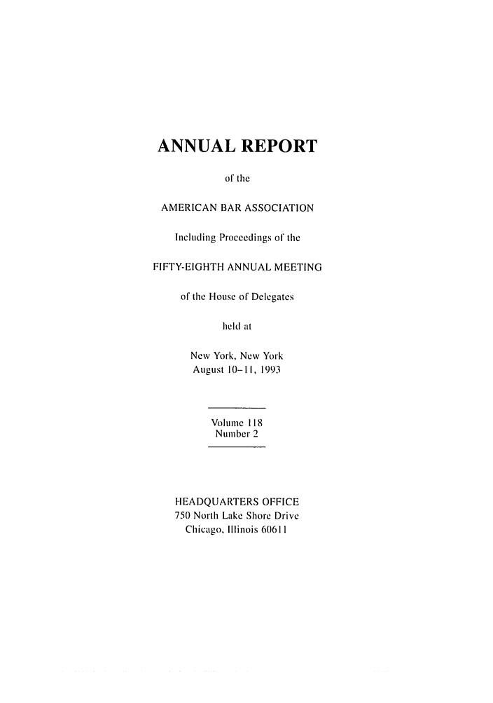 handle is hein.journals/anraba127 and id is 1 raw text is: ANNUAL REPORT