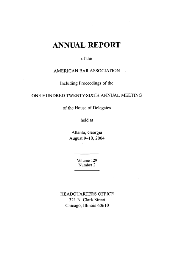 handle is hein.journals/anraba147 and id is 1 raw text is: ANNUAL REPORT