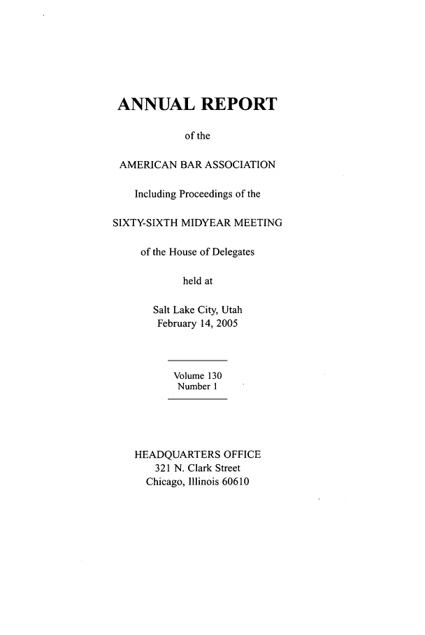 handle is hein.journals/anraba148 and id is 1 raw text is: ANNUAL REPORT