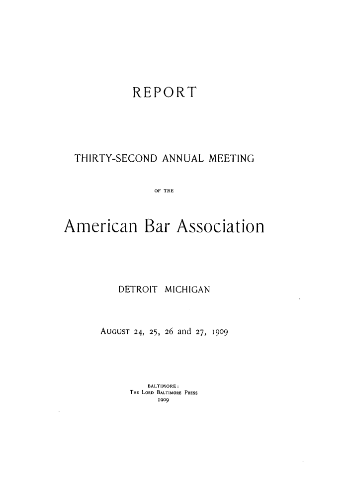 handle is hein.journals/anraba34 and id is 1 raw text is: REPORT