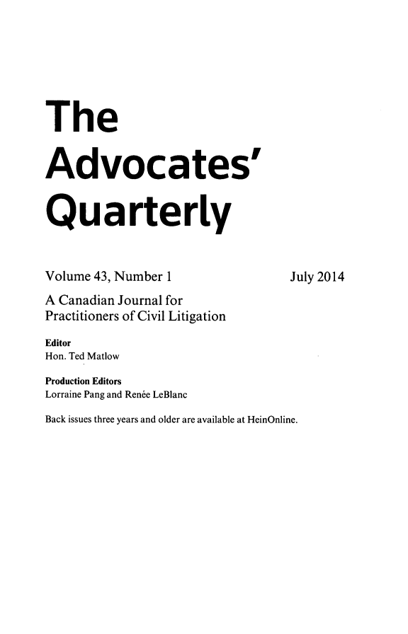 handle is hein.journals/aqrty43 and id is 1 raw text is: 