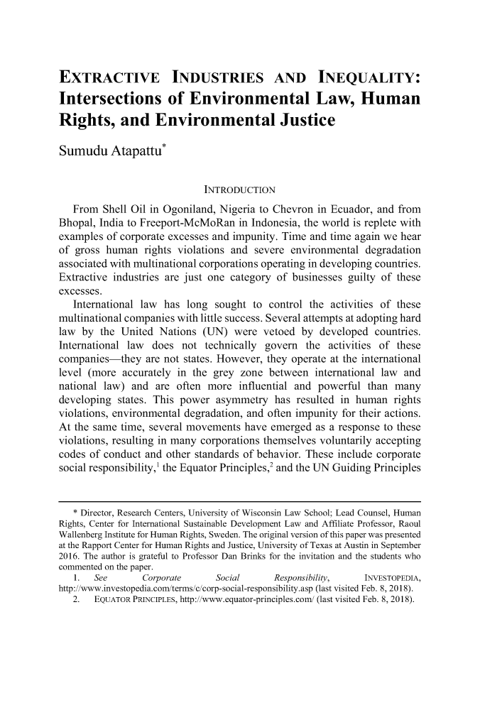 handle is hein.journals/arzjl50 and id is 447 raw text is: 