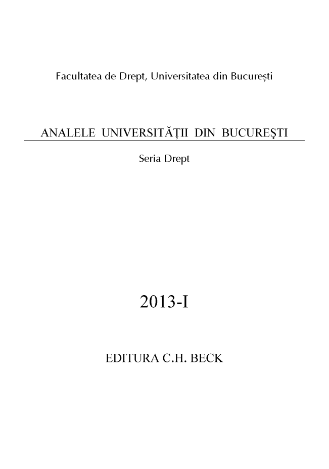 handle is hein.journals/aubdrpt2013 and id is 1 raw text is: 