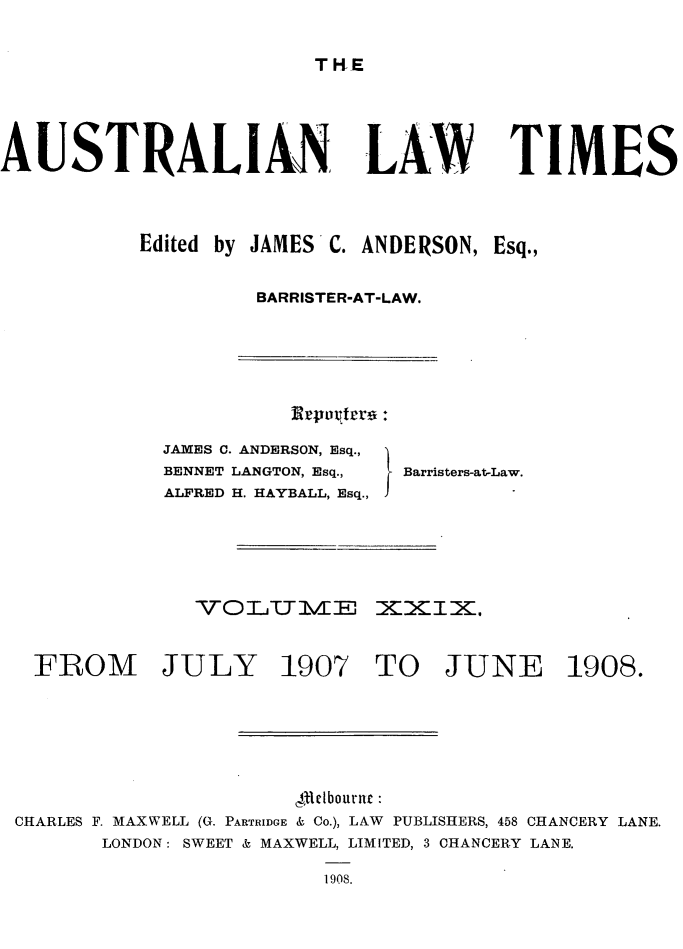 handle is hein.journals/ausianlati29 and id is 1 raw text is: T HE