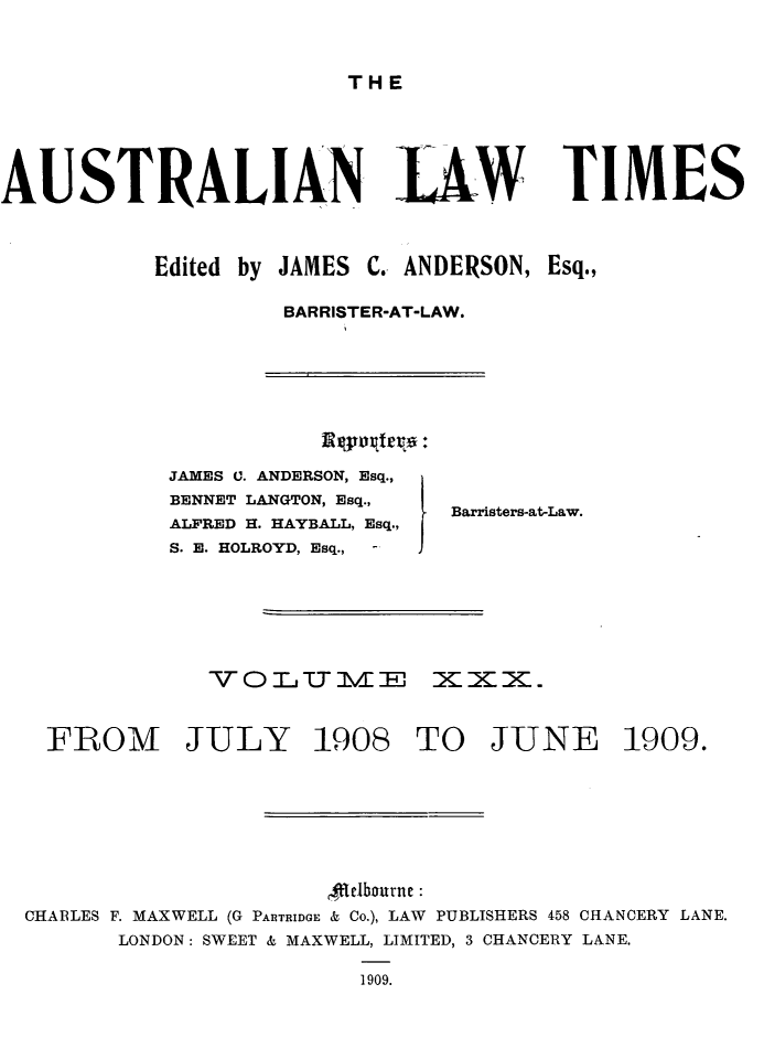 handle is hein.journals/ausianlati30 and id is 1 raw text is: THE
