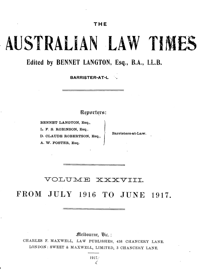 handle is hein.journals/ausianlati38 and id is 1 raw text is: THE