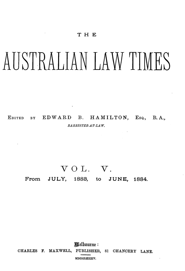 handle is hein.journals/ausianlati5 and id is 1 raw text is: THE