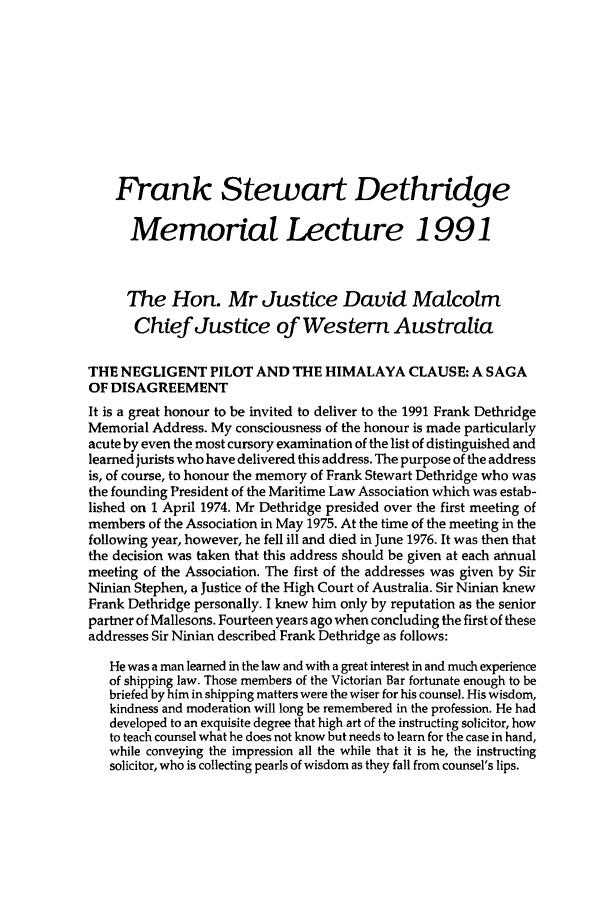 handle is hein.journals/ausnewma9 and id is 1 raw text is: Frank Stewart Dethridge