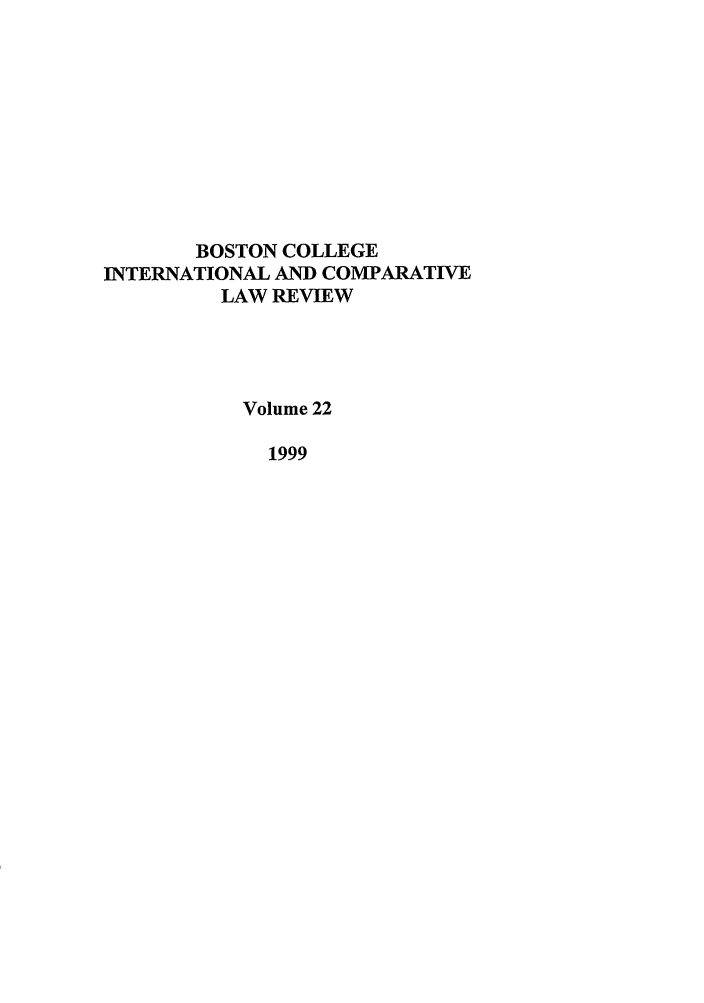 handle is hein.journals/bcic22 and id is 1 raw text is: BOSTON COLLEGE