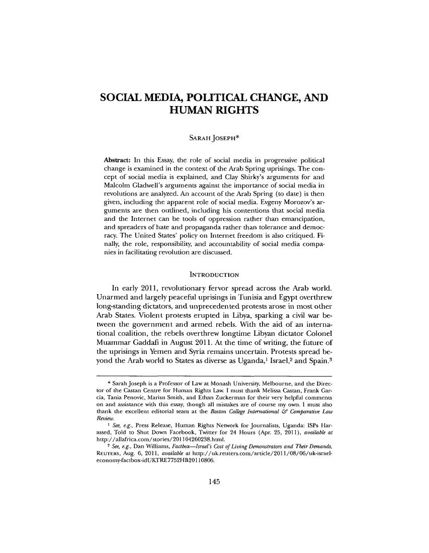 role of media in politics essays