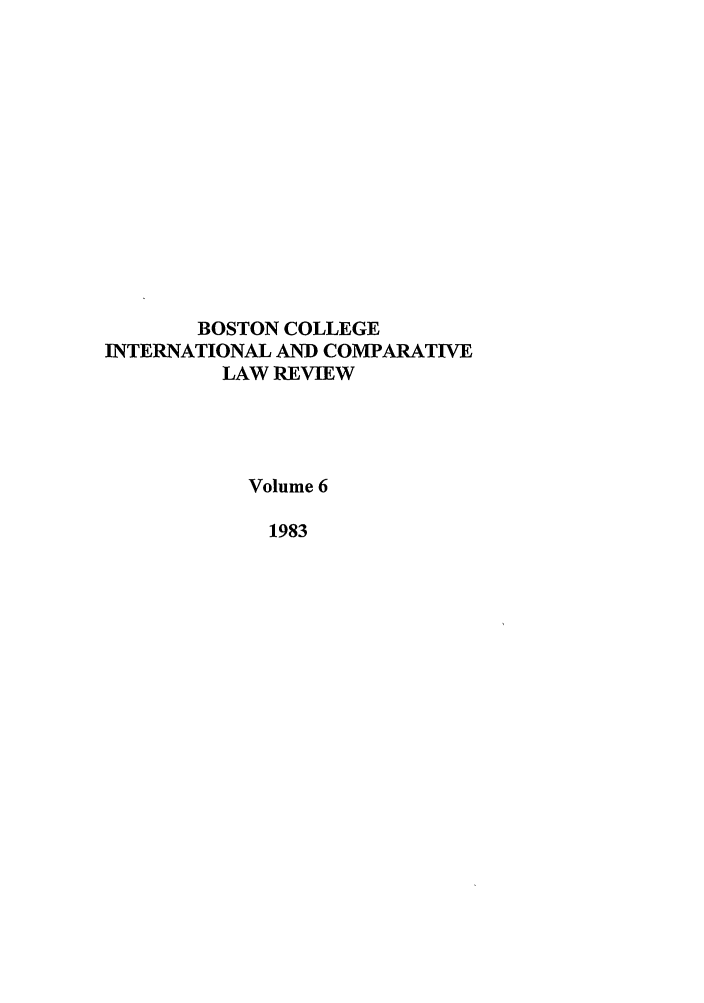 handle is hein.journals/bcic6 and id is 1 raw text is: BOSTON COLLEGE