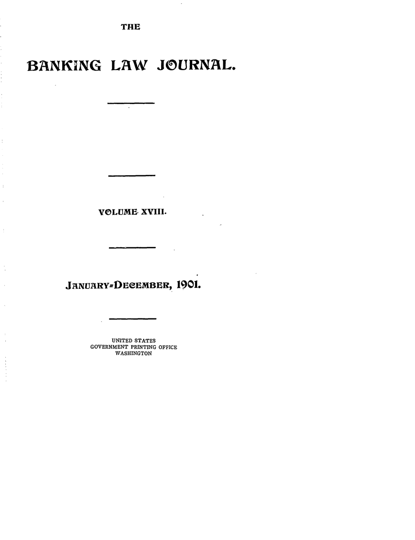 handle is hein.journals/blj18 and id is 1 raw text is: THE