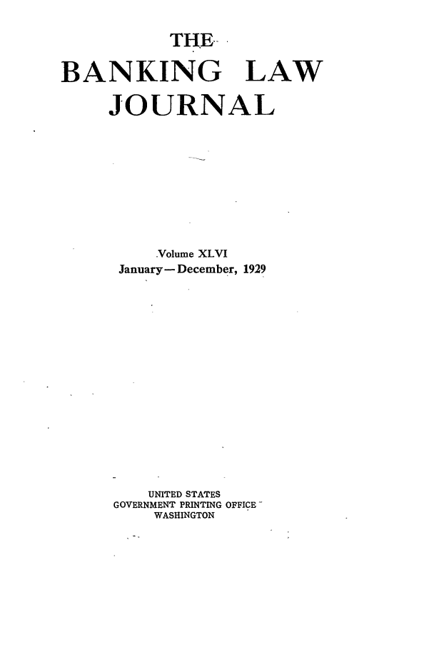 handle is hein.journals/blj46 and id is 1 raw text is: THE