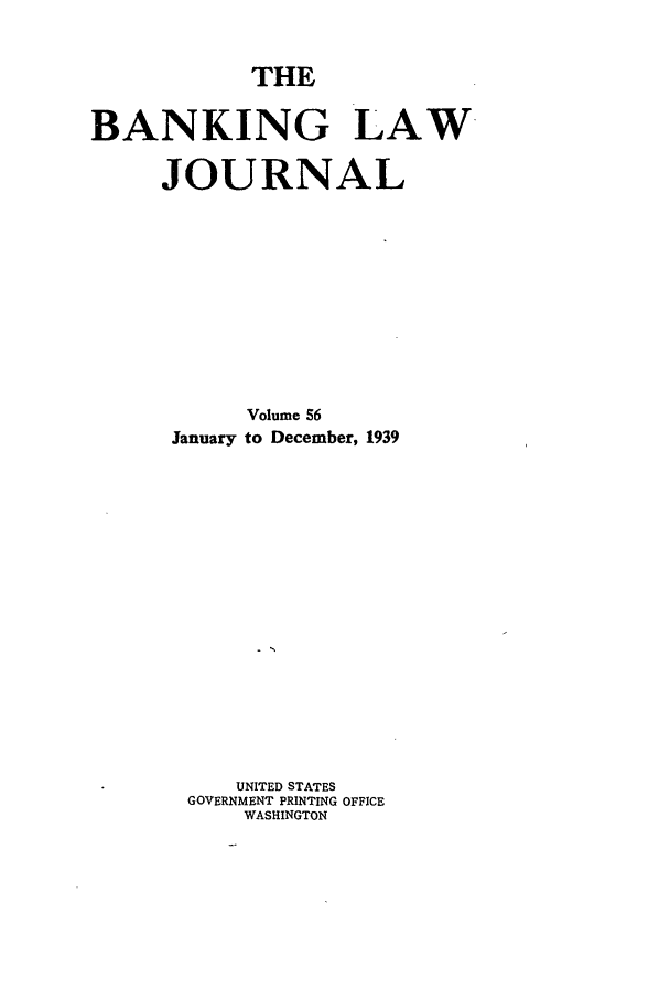 handle is hein.journals/blj56 and id is 1 raw text is: THE
