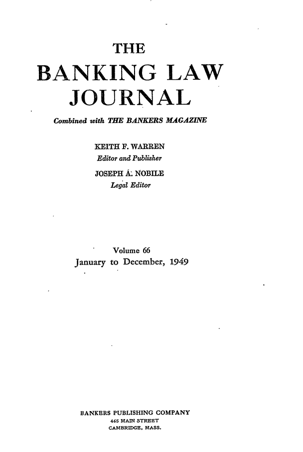 handle is hein.journals/blj66 and id is 1 raw text is: THE