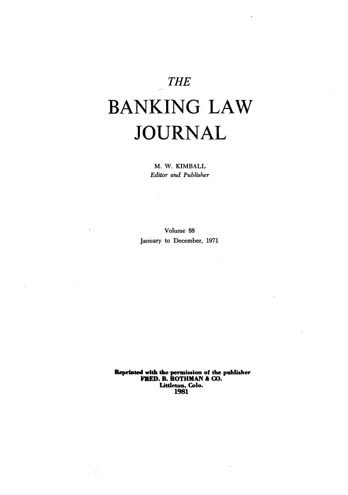 handle is hein.journals/blj88 and id is 1 raw text is: THE