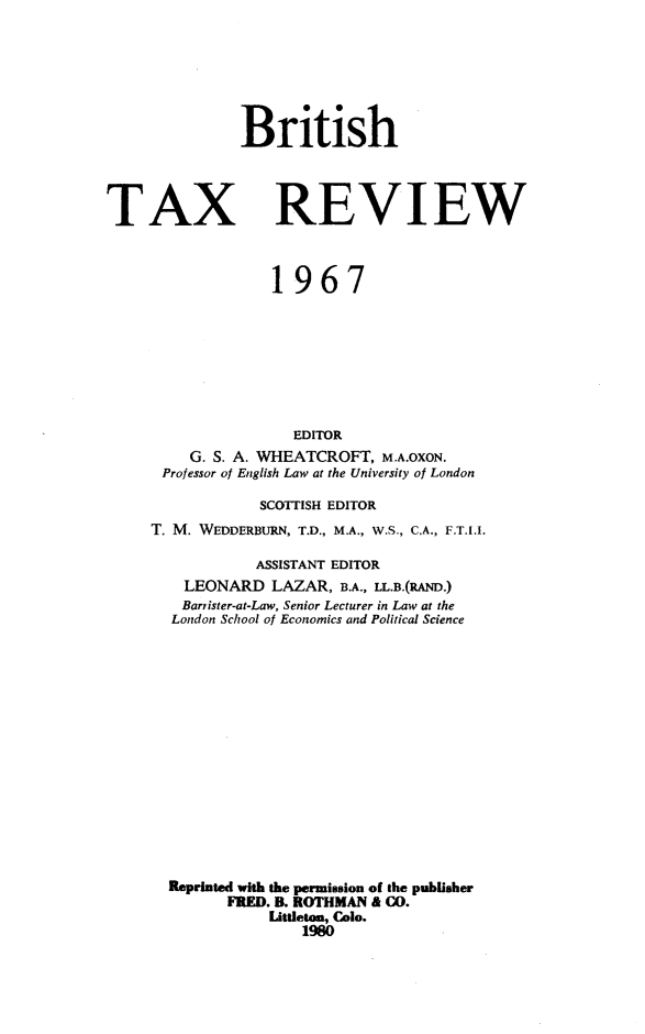 handle is hein.journals/britaxrv1967 and id is 1 raw text is: 