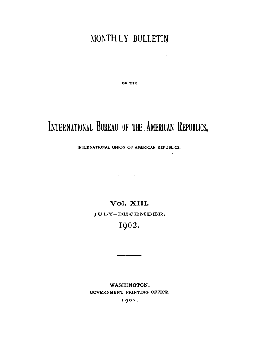 handle is hein.journals/bulpnamu13 and id is 1 raw text is: 