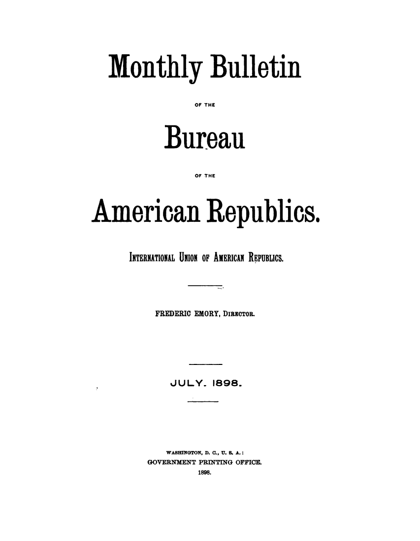 handle is hein.journals/bulpnamu6 and id is 1 raw text is: 