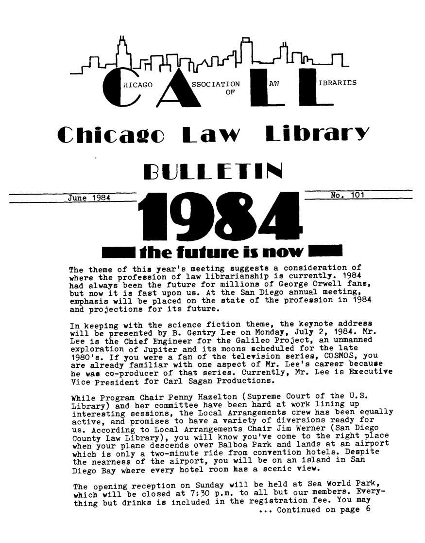 handle is hein.journals/callbu101 and id is 1 raw text is: 