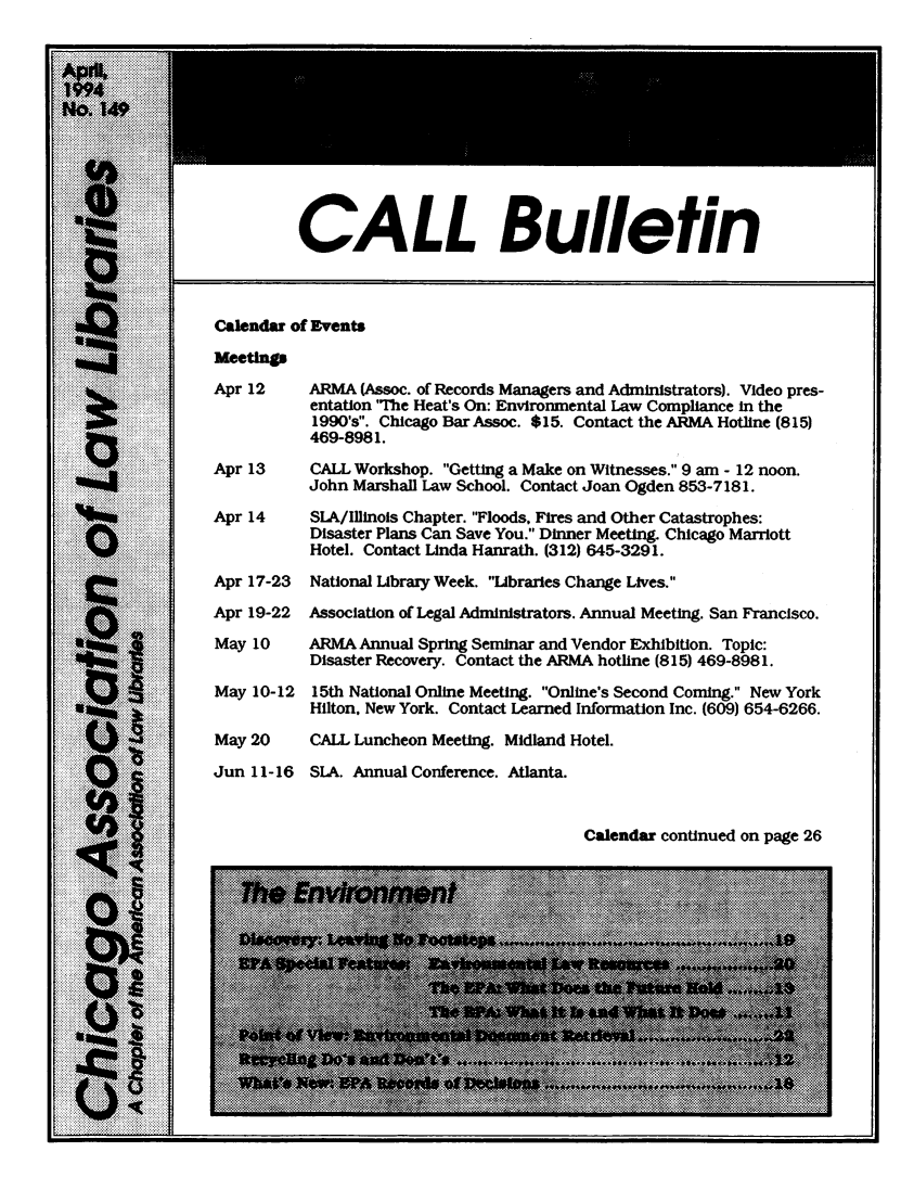 handle is hein.journals/callbu149 and id is 1 raw text is: 